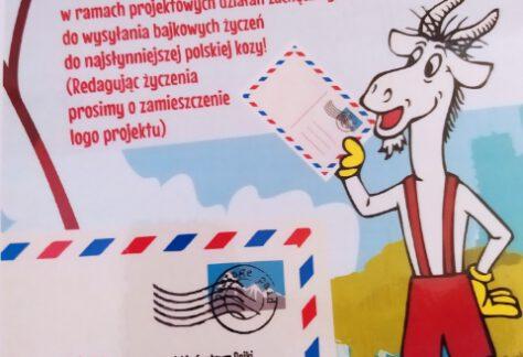 """""""Bajkowe Urodziny Koziołka Matołka"""" – realizacja II edycji projektu """"Magiczna moc bajek"""""""